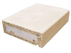 Elementi per facciate in cementoISOLIGHT® - BACCARO I CEMENTISTI