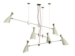 Adjustable pendant lamp DUKE | Pendant lamp - Delightfull