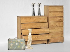 Wooden chest of drawers STORAGE - Vitamin design