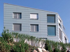 - Dry-laid cement and fibre cement sheet MODULA C - SWISSPEARL Italia
