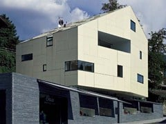 - Dry-laid cement and fibre cement sheet SIGMA 8 - SWISSPEARL Italia