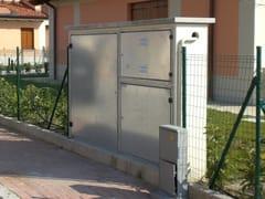 Contatore, misuratore per impianto idrico in cementoCEMENTI   Contatore, misuratore per impianto idrico - BACCARO I CEMENTISTI