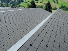 - Roofing panel and sheet in fibre cement ROOF SLATE Eternit - SWISSPEARL Italia