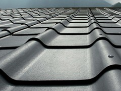 - Roofing panel and sheet in fibre cement STRUCTA CASA - SWISSPEARL Italia