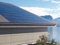 - Photovoltaic module MEGASLATE - SWISSPEARL Italia