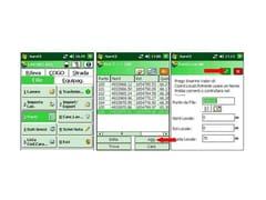 Software per rilievo sul campo in tempo realeSurvCE - STONEX