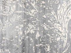 - Handmade rectangular rug SUMATRA ANTHRACITE - EDITION BOUGAINVILLE