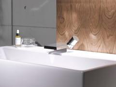 - Chrome-plated single handle washbasin mixer DEQUE | Washbasin mixer - Dornbracht