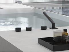 - Chrome-plated bathtub tap DEQUE | Chrome-plated bathtub tap - Dornbracht