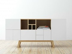 - Sideboard with doors NO. 216 | Sideboard - Abstracta