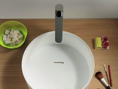 - Countertop single handle washbasin tap QUEEN - CRISTINA Rubinetterie