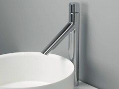 - Chrome-plated countertop washbasin mixer RUBINETTO - CRISTINA Rubinetterie