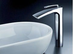- Chrome-plated washbasin mixer BOLLICINE - CRISTINA Rubinetterie
