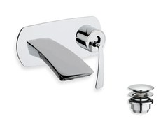 - Single handle washbasin mixer BOLLICINE - CRISTINA Rubinetterie