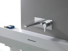 - Wall-mounted bathtub mixer with diverter DIARIO - CRISTINA Rubinetterie