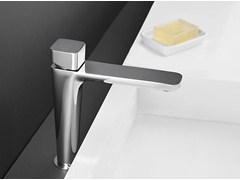 - Single handle washbasin mixer KING - CRISTINA Rubinetterie