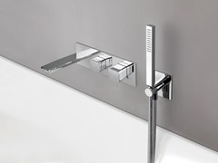 - Shower mixer with diverter KING - CRISTINA Rubinetterie