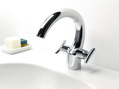 - Single handle washbasin mixer SELTZ - CRISTINA Rubinetterie