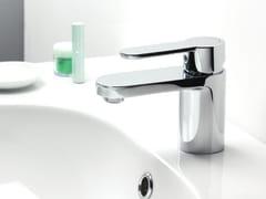 - Single handle washbasin mixer ROUND | Washbasin mixer - CRISTINA Rubinetterie