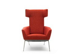 - Fabric wingchair ELIXIR - LEOLUX