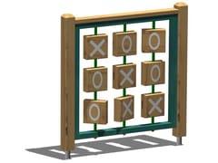 - Pine play panel PANNELLO TRIS - Legnolandia