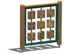 - Pine play panel PANNELLO FIGURATIVO - Legnolandia