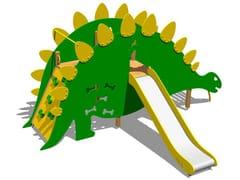 - Play structure STEGOSAURUS - Legnolandia