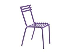 - Stackable garden chair FLOWER | Garden chair - Ethimo