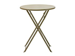 - Folding garden table FLOWER | Round table - Ethimo