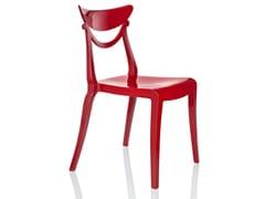 - Stackable restaurant chair MARLENE | Restaurant chair - ALMA DESIGN