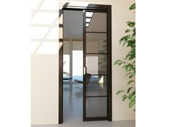 - Pocket sliding door FLAT F5 - FOA
