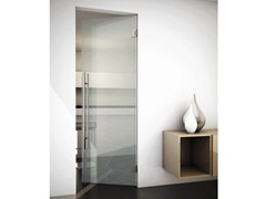 - Double-acting door SINTHESY SLIVER V3/MF - FOA