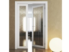 - Double asymmetrical swing door ARIANNA - FOA