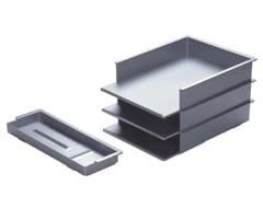 - Technopolymer desk set STANDARD WALL - REXITE
