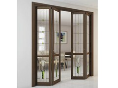 - Double-wing centre split folding door ALESSANDRA - FOA