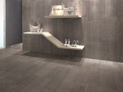 - Indoor wall/floor tiles BACK BROWN - CERAMICHE KEOPE