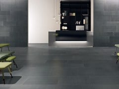 - Indoor wall/floor tiles BACK ANTHRACITE - CERAMICHE KEOPE