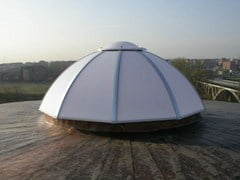 - Dome rooflight LC - LUXIN