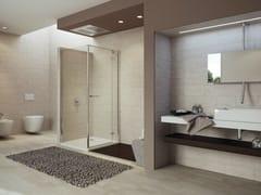 - Crystal shower cabin GALLERY 3000 - DUKA