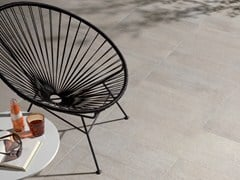 - Porcelain stoneware wall/floor tiles LINK PALE SILVER - CERAMICHE KEOPE