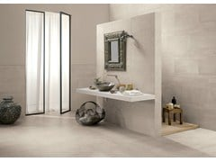 - Porcelain stoneware wall/floor tiles LINK GOST WHITE - CERAMICHE KEOPE