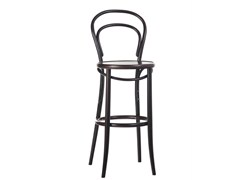 - Counter stool with footrest N° 14 | Counter stool - TON