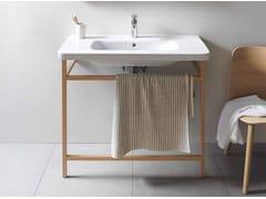 - Console ceramic washbasin DURASTYLE | Console washbasin - DURAVIT
