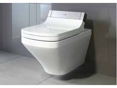 - Wall-hung ceramic toilet DURASTYLE | Wall-hung toilet - DURAVIT