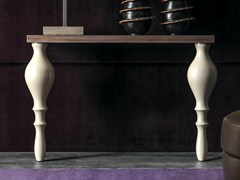 - Rectangular console table ZOE - CorteZari