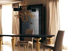 - Lacquered wooden display cabinet GRETA - CorteZari