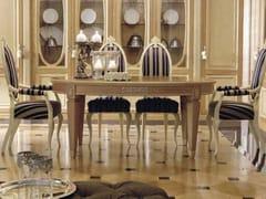 - Oval ash dining table VENEZIA | Table - Martini Mobili
