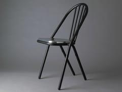 - Stackable aluminium chair SURPIL | Aluminium chair - DCW éditions