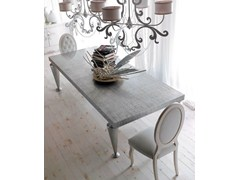 - Rectangular dining table ORIONE - CorteZari