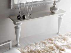 - Rectangular console table ORIONE - CorteZari
